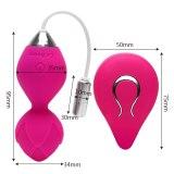 Vibrator Kegel Ball Vibrating Egg Wireless Remote Control Exercise Vaginal Tightening Sex Toys for Women Clitoris Stimulator