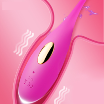 Wireless Remote Control Vibrator Silicone Bullet Egg Vibrators Sex USB Rechargeable Toys for adults Body Random Shipments