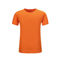 summer new T-shirt quick-drying fitness short-sleeved round neck T-shirt men and women money