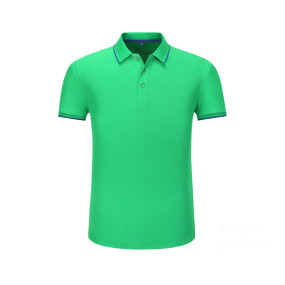 summer new lapel short-sleeved high-quality quick-drying cultural shirt unisex