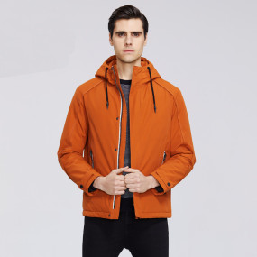 2020 New men's jacket jacket with a hood high-quality men's jacket