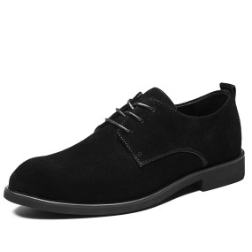 2019 New British Style Men Shoes Breathable Men Dress Shoes on Working Formal Leisure Shoes Men's Flats for Party Big Size 38-48