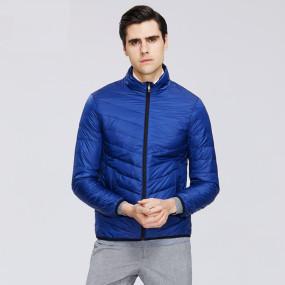 2020 New lightweight men's down jacket quality male jacket men spring coat warm men clothing