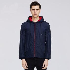 2020 New Men's Spring Clothing Casual Mens Windbreaker Men's Hooded Jacket Brand Men Trench Coat