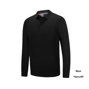 wholesale 2020 spring new long-sleeved T-shirt fiber shirt cuff shirt unisex style