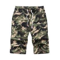 Summer Camouflage Shorts Men Casual Mens Boardshorts Breathable Short Pants Man Sportswear Fashion Beach Shorts Bodybuilding