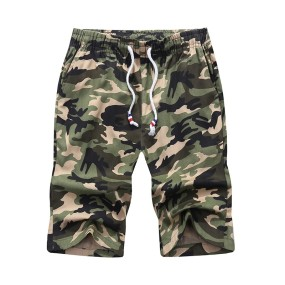 wholesale Summer Camouflage Shorts Men Casual Mens Boardshorts Breathable Short Pants Man Sportswear Fashion Beach Shorts Bodybuilding