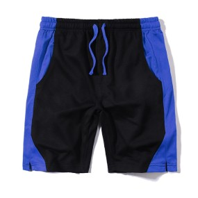 wholesale Patchwork Shorts Men Outwear Summer Men's Beach Shorts Quick Drying Drawstring Short Pants Man Sportswear Boardshorts Homme