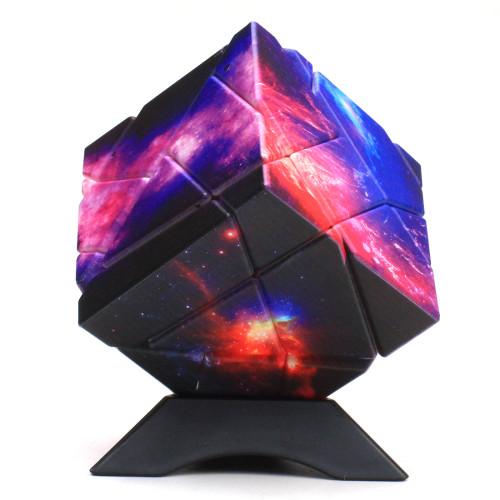 3x3 Starry Sky Pattern Ghost Magic Cube