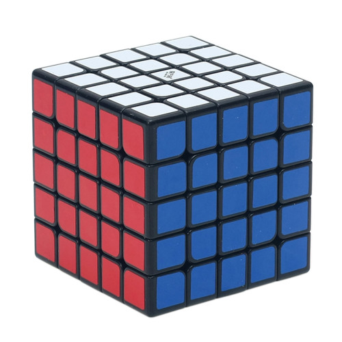 Upgrade MoFangGe MFG WuShuang 5x5 Speed Magic Cube Puzzles
