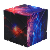 3x3 Starry Sky Pattern Ghost Magic Cube