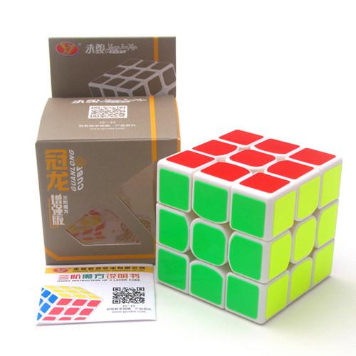 YJ GuanLong 3x3 Magic Cube Enhanced Edition