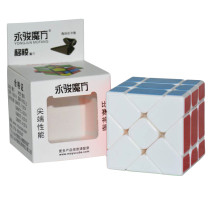 YJ 3X3 Fisher Magic Cube