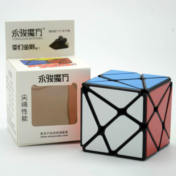 YJ 3x3 Axis Magic Cube