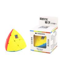 MoYu Mastermorphix Stickerless 3x3 Magic Cube - Colorful