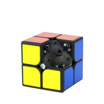 MoYu XingHen 2x2 M Magic Cube  - Black