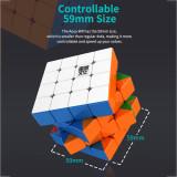 Upgrade MoYu AoSu WR Magnetic 4x4 Magic Cube