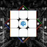 GAN 356 M-3x3-Magic Cube