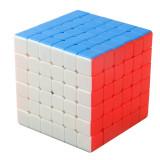 YJ RuiShi 6x6 Magic Cube Educational Toys for Brain Trainning - Colorful