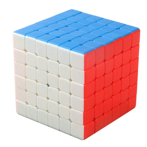 YJ RuiShi 6x6 Magic Cube - Colorful