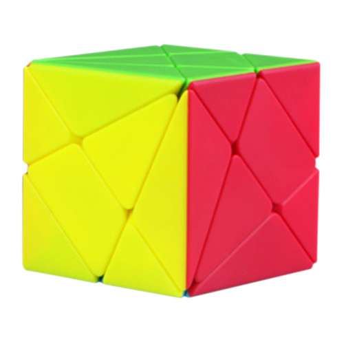 Qiyi Axis Magic Cube - Stickless
