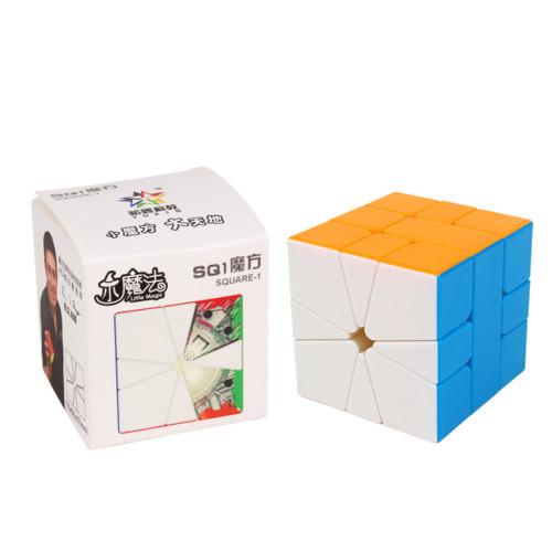 YuXin Little Magic SQ-1 Magic Cube - Stickerless