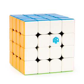 GAN460M Magnetic Type 4x4 Magic Cube Puzzle Toy - Colorful