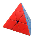 YJ RuiLong Pyraminxcube Magic Cube - Colorful