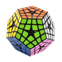 ShengShou Five Corners Magic Cube Master Kilominx Speed Cube