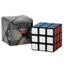 ShengShou Legend 3x3x3 Magic Cube - Black