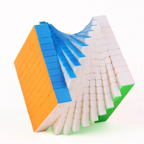 HuangLong 9x9x9 Square Shape Magic Cube Competition Twist Puzzle 9cm