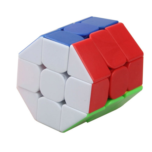 Cube Twist Octagonal Column Magic Cube Puzzle