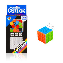 FanXin 3x3 Magic Cube Square Block Cube Puzzle Toy