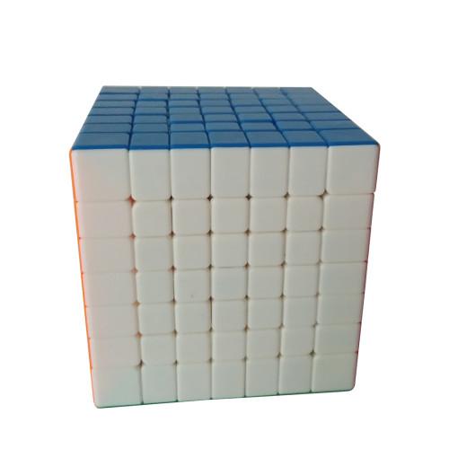 YJ RuiFu 7x7 Magic Cube Educational Toys for Brain Trainning - Colorful