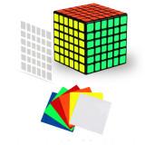 Upgrade Qiyi Mofangge 6x6 Shadow Magic Cube Puzzles (Magnetic)
