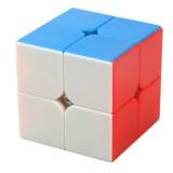YJ RuiPo 2x2 Magic Cube - Colorful