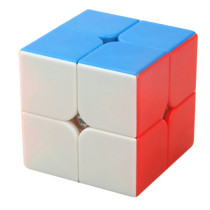 YJ RuiPo 2x2 Magic Cube - Colorful