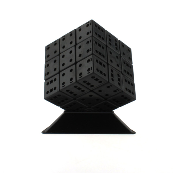 Cube Twist 3x3 Bandage Magic Cube - Black