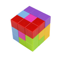 Assembly Diverse Magnetic Magic Cube