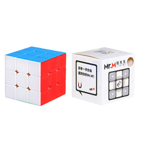 Shengshou 3x3 M Magic Cube - Colorful