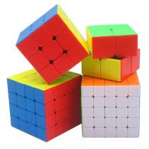 Shengshou GEM Magic Cube with Gift Box - Colorful