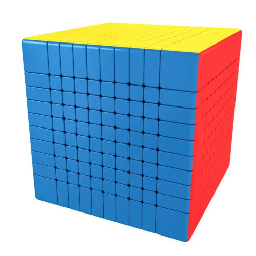 MFJS Meilong10 10x10 Magic Cube - Stickerless