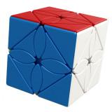 MFJS MeiLong Maple Leaves Skewcube - Stickerless