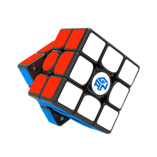 GAN 356 i Play 3x3 Magic Cube - Black/Stickerless