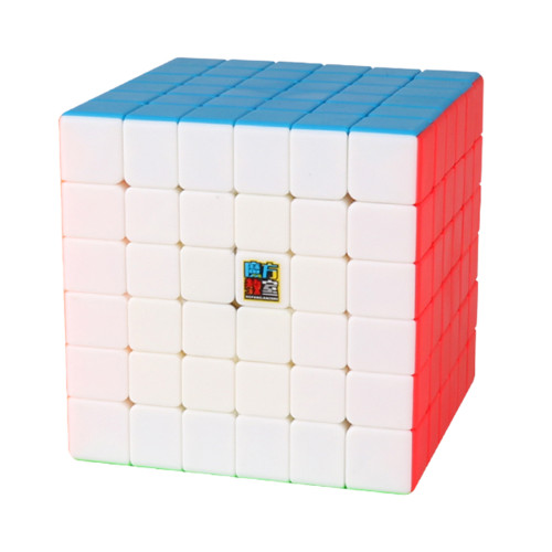 MFJS MeiLong 6 6x6 Magic Cube - Stickerless