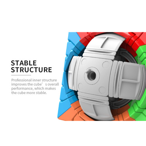 MFJS MeiLong 6 6x6 Magic Cube - Stickerless