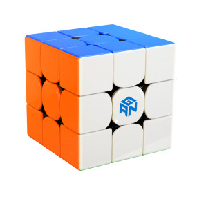 Gan 356 R 3x3 Magic Cube - Stickerless