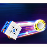 GAN354M 3x3 M Magic Cube - Stickerless