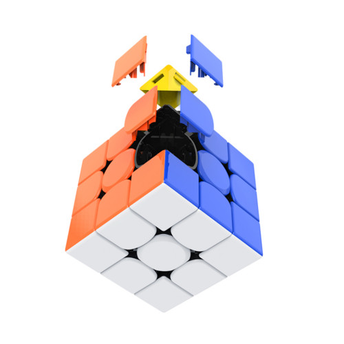 Gan 356 R 3x3 Magic Cube - Stickerless