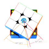 GAN354M 3x3 M-Magic Cube